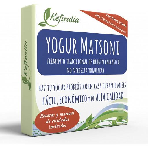Yaourt Matsoni, Ferment Traditionnel
